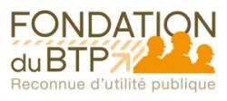 Logo Fondation du BTP