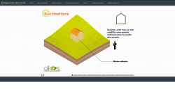 bioclimatisme application numérique
