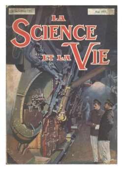 Article la Science et la Vie 1921