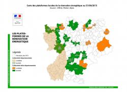 Carte plateformes de rénovation 2015