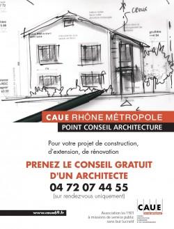 CAUE Rhône