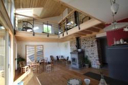 maison passive intérieur