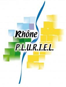 Logo Syndicat mixte rhone pluriel